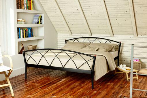 Кровать Jasmine с изножьем Metakam