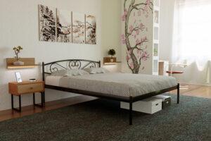 Кровать Милана без изножья Метакам