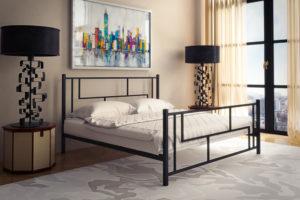 Металлическая кровать Амис Тенеро