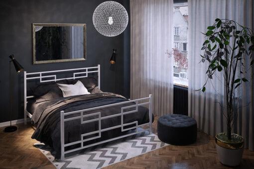 Металлическая кровать Фавор Тенеро