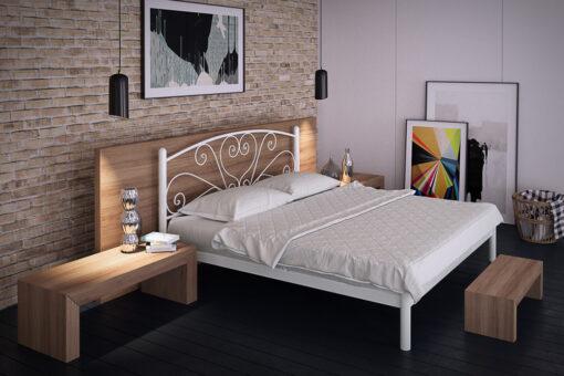 Металлическая кровать Карисса Тенеро