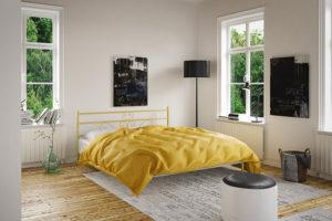 Металлическая кровать Лаванда Тенеро