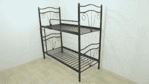 Кровать Диана 2 яруса - Фото 1