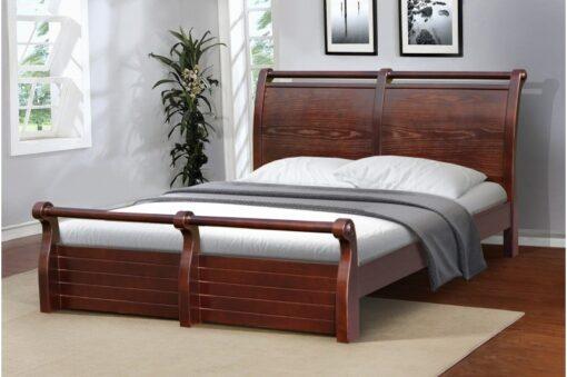 Деревянная кровать Сицилия Микс Мебель
