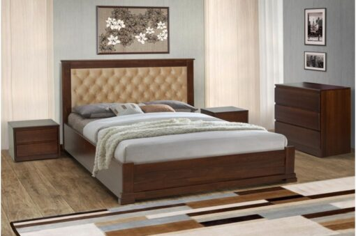 Кровать Аризона с подъемным механизмом Микс-Мебель