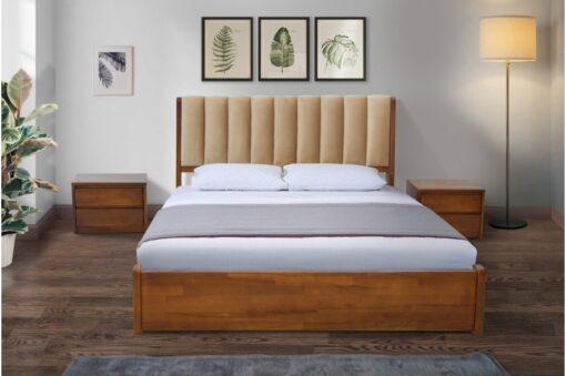Кровать Калифорния с подъемным механизмом Микс-Мебель