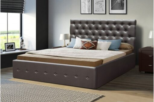Кровать подиум Колизей Микс-Мебель