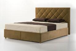 Мягкая кровать Diamond Mecano