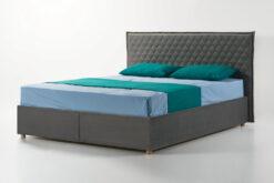 Мягкая кровать Romb Mecano