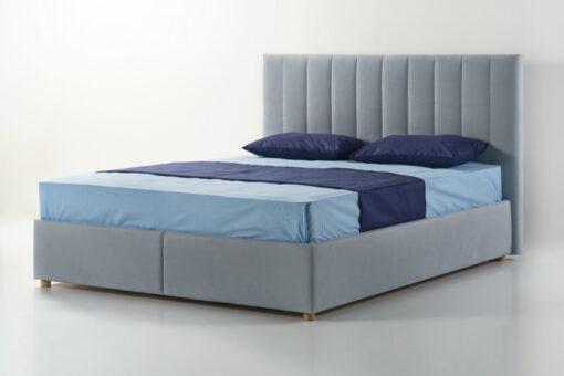 Мягкая кровать Stripe H Mecano