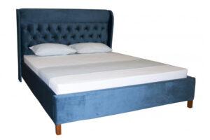 Мягкая кровать подиум Тиффани Мелби