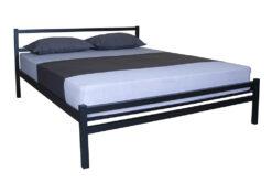 Металлическая кровать Ника двуспальная Melbi