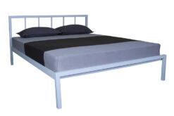 Металлическая кровать Тина двуспальная Melbi