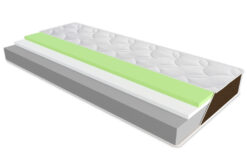 Беспружинный матрас Zeta Sleep&Fly Organic